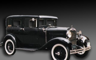 Ford 1930 Negro, negro, ford clasico, quiero un clasico