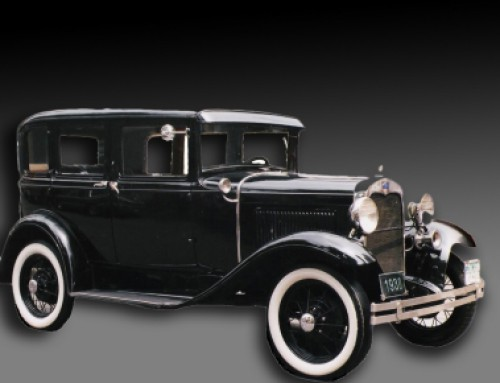 Ford 1930 Negro