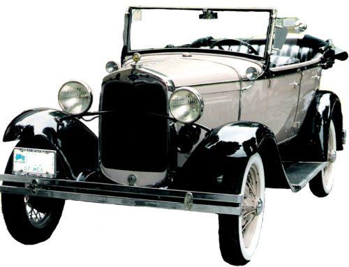 Ford 1930 Sidra
