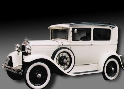 Ford Tudor 1930, quiero rentar un coche en cdmx