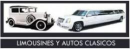 LIMOUSINES y AUTOS CLASICOS – Limosinas – Limusinas – Limousinas – en RENTA Logo